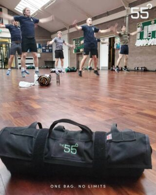[JUMPING INTO THE WEEK]  Our 55 Instructor @ryanwhitfield95 delivered a session last week to The Royal Wessex Yeomanry Reserve unit in Swindon.   The55 put them through the paces, fortunately they were lucky enough to have a newly polished floor for the Lateral Pull Throughs, some haven't been that lucky!   Where are you working out this week with your 55?   Tag us @the55fitness and we'll repost your workouts. . . . . #timetochange #challengeyourbody #sandbagworkout #the55 #stevecolemanfitness #changeitup #mixitup #versitile #functionalmovement #sandbagworkout #fitnessequipment #fitnessmotivation #homegymsetup #homegyms #homeworkout #sandbagworkout #sandbagworkouts #sandbagworkoutoftheweek #sandbagtraining #crossfittraining #fitnesstransformation #veteranownedbusiness #veteranownedandoperated #fitnessgoals #the55 #strengthtraining #strengthtrainingforwomen #strengthtrainingforrunners #tacitcalgear