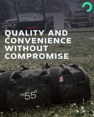[QUALITY AND CONVENIENCE WITHOUT COMPROMISE]  The55 is THE ONLY 4in1 sandbag on the market, it combines quality & convenience.   It's the only piece of fitness equipment you need for your tactical workouts, progressive & regressive.   Fill all 4 of The55's chambers to 25kg for a beasting strength workout or fill the55 to only one chamber (6kg) and use it for your rehab workouts.   There isn't an exercise you can't do with The55.   Want to know more?   Visit the link in our bio @the55fitness  . . . . . #fitnessmotivation #sandbagfitness #sandbag101 #trainanywhere #tacitcaltraining #strengthandconditioning #fitnessequipment #homeworkout #shoulderstrength #homegymsetup #sandbags #sandbagtraining #sandbagworkout #sandbagcarry #bruteforcesandbags #ultimatesandbag #sandbaggers #sandbagfitness #sandbagsquats #sandbagcleans #sandbagwod #sandbagworkouts #trunksandbags #sandbagrun #ultimatesandbagtraining #sandbagstrength #veteranowned #veteranownedbusiness #nogymrequired #onebagnolimits