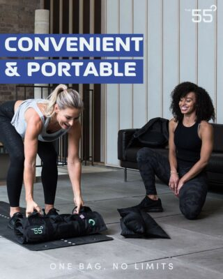 [YOUR HOME GYM]  The55 is: ✦ Convenient ✦ Portable  ✦ Versitile  ✦ Durable  ✦ Adjustable in weight   The55 is one training bag to replace them all!  Check out our link in bio & see for yourself!  . . . . #fitnessequipment #sandbag #trainingequipment #trainingmotivation #trainingvideos #trainingeveryday #sandbagworkout #sandbagtraining #sandbagworkouts #sandbagwod #sandbagwod101
