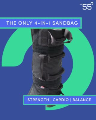 """[4-IN-1 SANDBAG]  What is a 4-in-1 sandbag?   It's 4 chambers within 1 one bag, that allows you to adapt the weight for each of your workouts or exercises.   It's 4 inserts that contain gravel (or you can fill it with whatever material you want) that allows you to train progressive or regressive.   It's one piece of equpiment to replace all your other training equpiment.   4-IN-1 means you choose your weight & you choose your workout, no workout will ever be the same.   """"I have been using this bag since April and it has completely transformed me and my training. The workouts are so forfilling, a great balance of strength and stamina. Why have multiple weight bags when you can have it all in one?""""  - Sophy Whyley  Need more information? visit our website - link in bio. . . . . #sandbagworkout #sandbagtraining #fitnessequipment #trainingday #trainingmotivation #fitnessmotivation #crossfit #crossfitcommunity #veteranowned #veteranownedbusiness #homeworkout #outdoorworkout"""